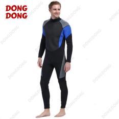 Quần áo lặn biển 3mm NAM S1026 giữ ấm, bộ đồ lặn thoáng khí, chống thầm nước cao cấp – DONGDONG