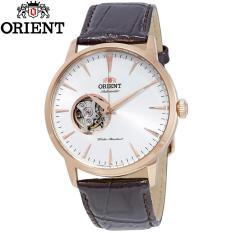 Đồng hồ nam dây da Orient FAG02002W0