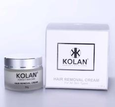 Kem Triệt Lông Hair Removal Silver KOLAN 50g