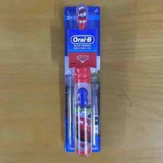 Bàn chải điện Oral-B cho bé yêu