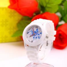 Đồng hồ nữ Geneva họa tiết thời trang BTGE106 (Style 4 họa tiết tùy chọn)