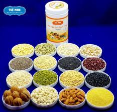 Bột ngũ cốc dinh dưỡng 16 loại hạt cao cấp Tuệ Minh 500gr – Miễn phí ship toàn quốc