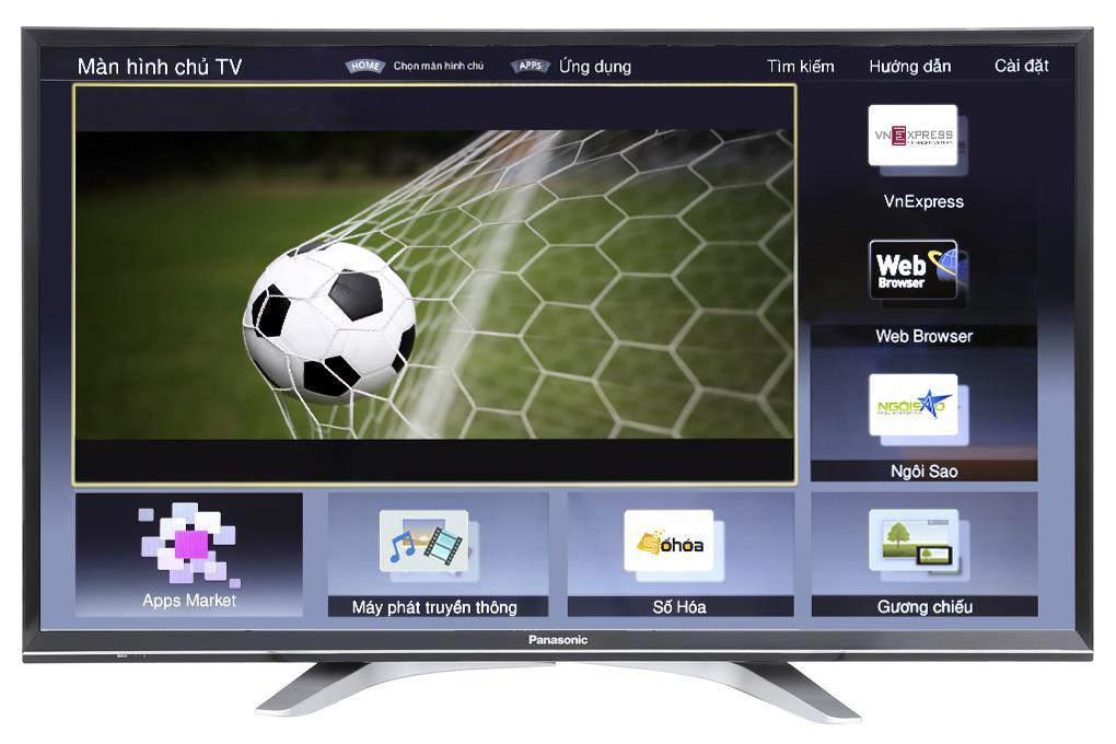 Smart Tivi Panasonic 32 inch HD – Model TH32ES500V (Đen)