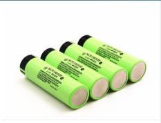 Bộ 6 Pin sạc Lithium-Ion 18650 dung lượng thực 3100mAh cho box sạc dự phòng, máy khoan, quạt sạc mini…