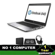 Laptop HP Elitebook 840 G1 i7-4600U, 14inch, 4GB, SSD 240GB + Bộ Quà Tặng – Hàng Nhập Khẩu