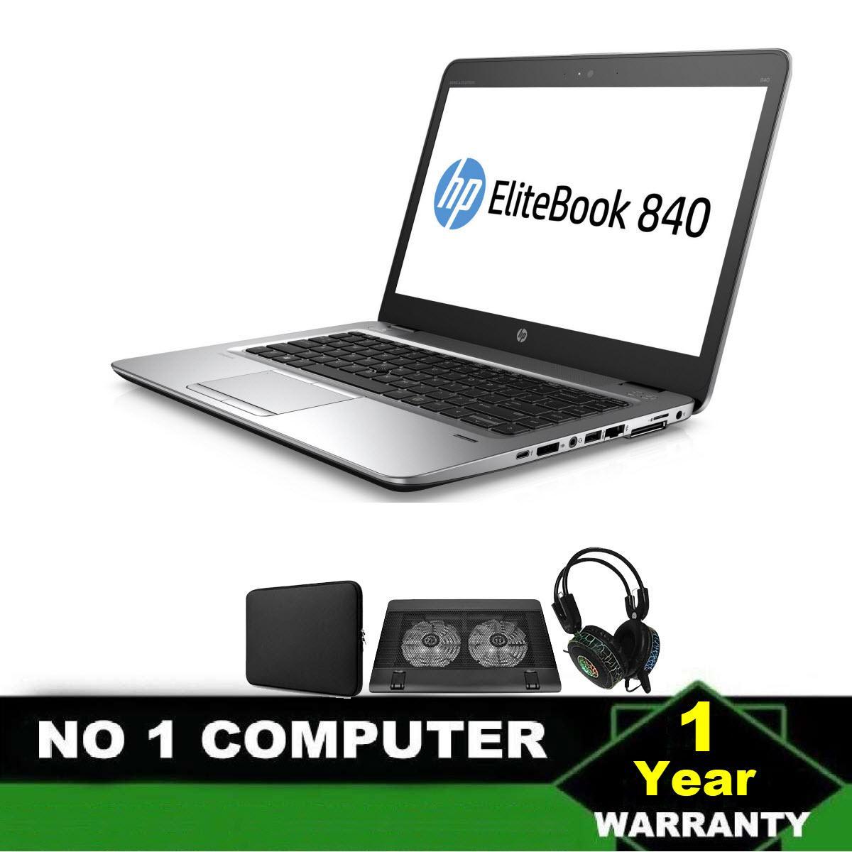 Laptop HP Elitebook 840 G1 i7-4600U, 14inch, 4GB, SSD 240GB + Bộ Quà Tặng - Hàng Nhập Khẩu