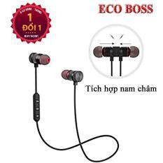 [ XẢ KHO 3 NGÀY] Tai nghe Bluetooth S8 – Tai nghe không dây + Tặng kèm dây sạc 28K – Eco Boss