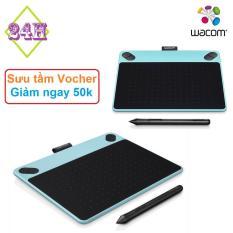 Bảng vẽ Wacom Intuos Draw Pen Small CTL-490 – Hãng Nhập Khẩu