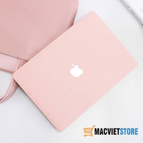 So sánh giá Case Ốp Lưng Macbook Retina 12 inch (A1534) Hồng Pastel Tại macviet.vn