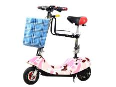 Xe điện mini e-scooter gấp cho bé