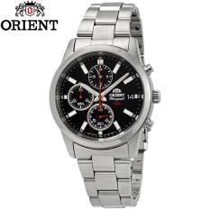 Đồng hồ nam dây kim loại Orient FKU00002B0