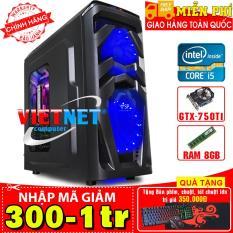 Máy tính chơi game VNgame 53X0 intel i5 3470 GTX-750Ti Ram 8GB/250GB (chuyên LOL, GTA 5, PUBG, Overwatch)