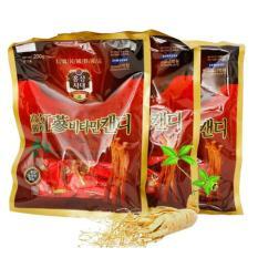 Bộ 3 gói kẹo hồng sâm hàn quốc 200g( NCFOODVN)