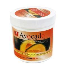 Kem ủ mượt tóc trái bơ Avocado 500ml