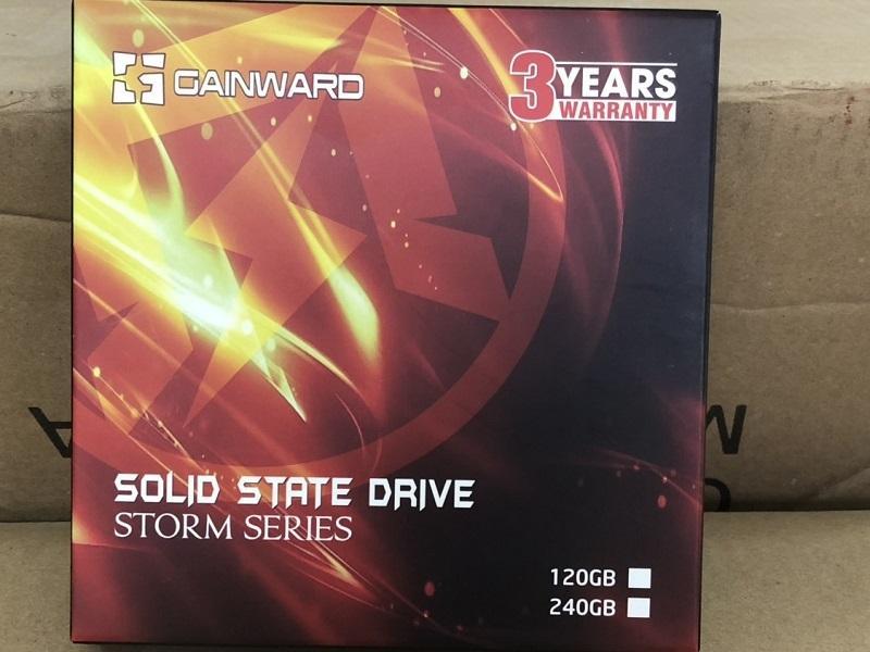 ổ cứng SSD Gianword 240GB cho destop và latop