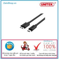Cáp chuyển USB type C sang USB Type B unitek