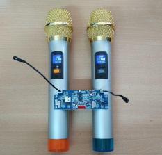 Micro loa kéo wireless W-1606D UHF – loại 1 cao cấp