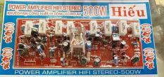 Bo mạch công suất ampli 500w