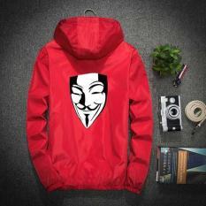 Áo Khoác Dù Nam Hacker – Thời Trang Siêu Chất + video