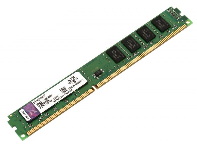 Đánh giá RAM Kingston 4Gb DDR3 Bus 1600Mhz. Bảo hành 12 tháng Tại Huế Computer