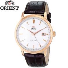 Đồng hồ nam dây da Automatic Orient FER27003W0