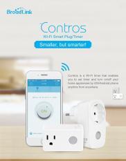 Ổ cắm thông minh WiFi Broadlink SP3 phiên bản thị trường Mỹ và Châu Âu