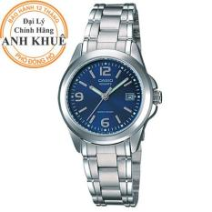 Đồng hồ nữ dây kim loại Casio Anh Khuê LTP-1215A-2ADF