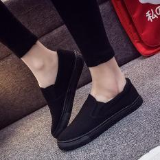 [ VIDEO ] Giày Slip-On 3Fashion Shop Vải Cotton Mềm Mịn Có Size Nam Và Nữ – 2737