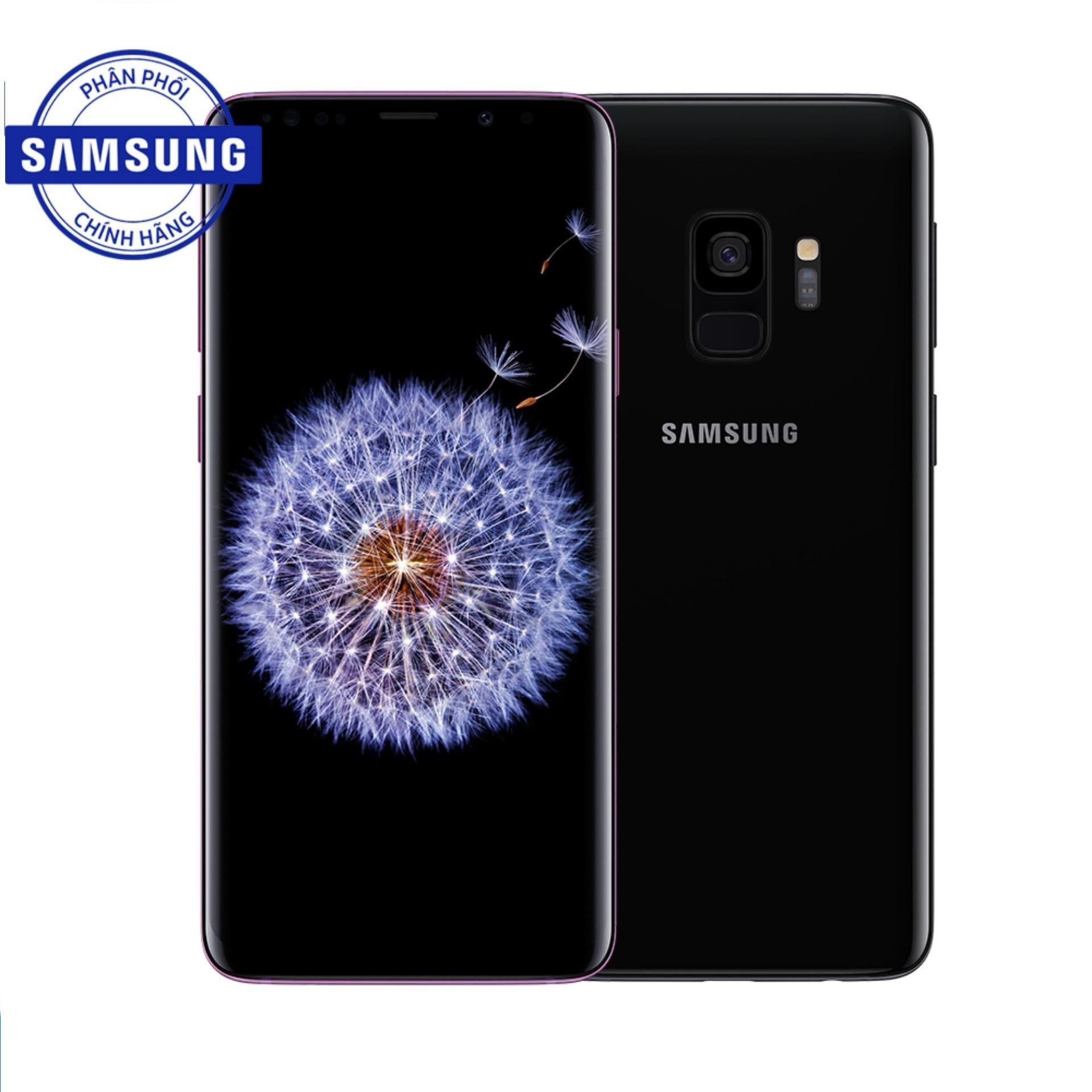 Bảng Giá Samsung Galaxy S9 64GB Ram 4GB (Đen huyền Bí) – Hãng Phân phối chính thức Tại Samsung
