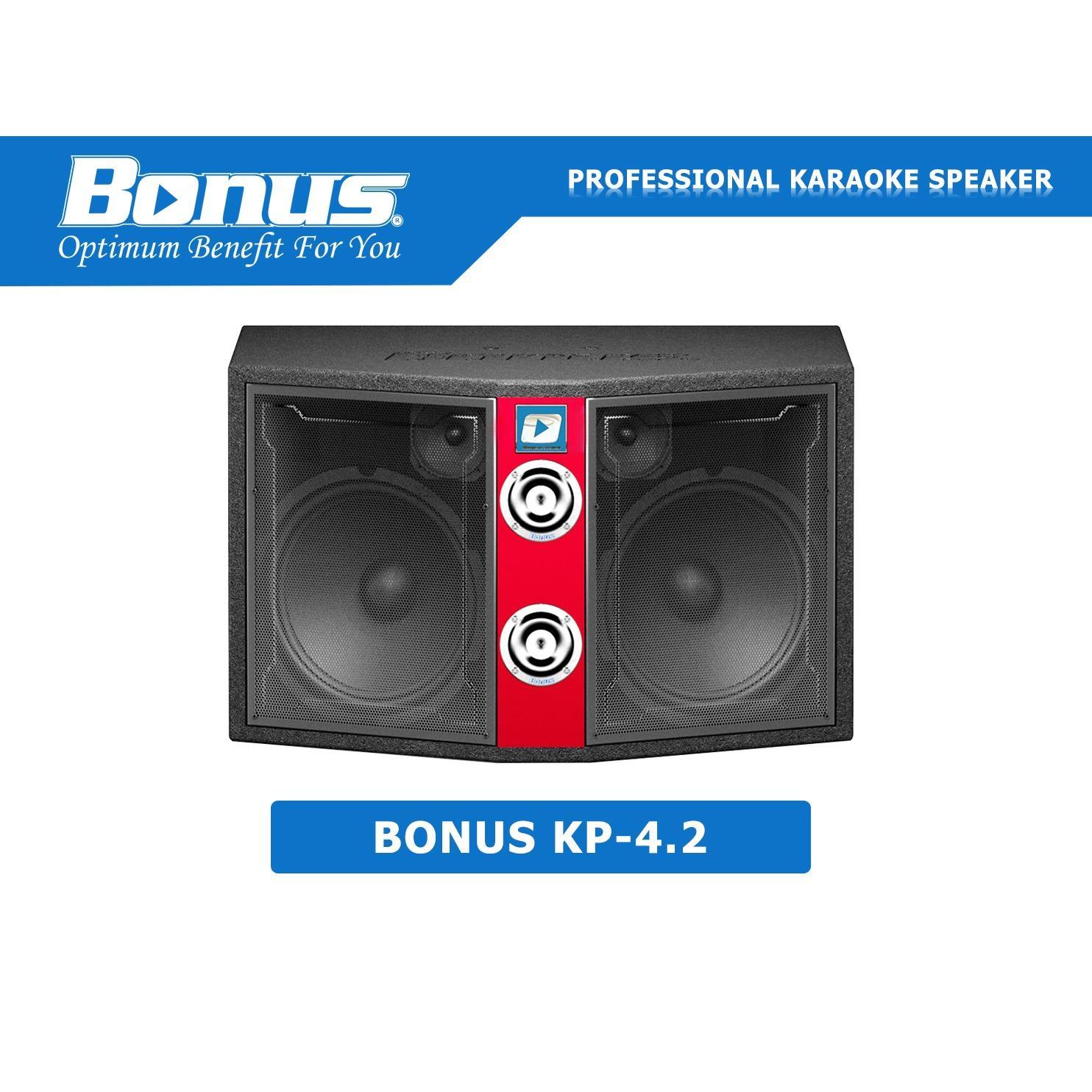 Nơi Bán Loa karaoke Bonus Audio KP-4.2