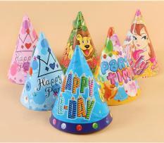 Bộ 6 nón tiệc trang trí sinh nhật – Diệp Linh