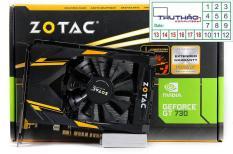 CARD MÀN HÌNH ZOTAC 730 2G RAM 5 – BẢO HÀNH HÃNG