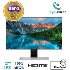 Màn hình máy tính BenQ EW2770QZ 27 inch 2K QHD IPS, HDMI cho dân đồ họa, Eye-care