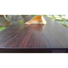 Kệ treo tường 1 thanh 60×19.5×3 cm Modo Cherry Wood M2 (vân gỗ anh đào)
