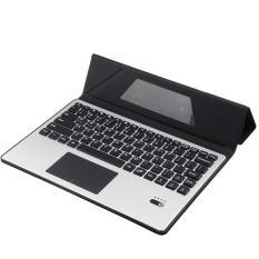Bàn phím Bluetooth tích hợp chuột Promax F10 V2 cho Tablet Android, IOS và Windows (9 -10 inch)