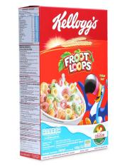 Ngũ Cốc Ăn Sáng Kellogg's Froot Loops 180G