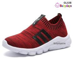 Giày mọi giày lười cho bé GL02B