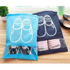Túi đựng chống bẩn giày du lịch size 37*27cm và 41*31cm