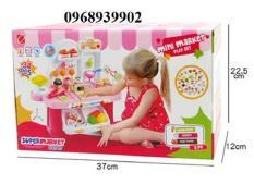 Đồ chơi siêu thị mini market