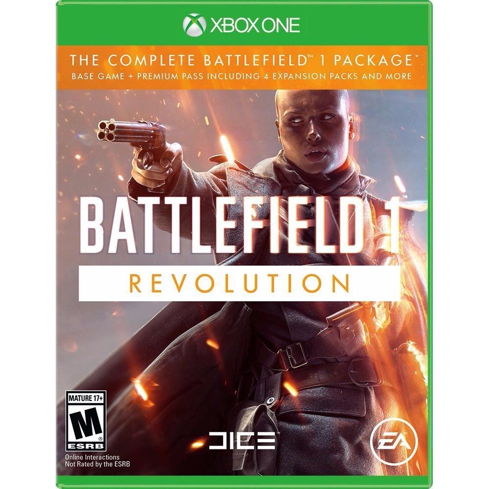 Nơi mua Đĩa game Battlefield 1 Revolution Edition – Xbox One