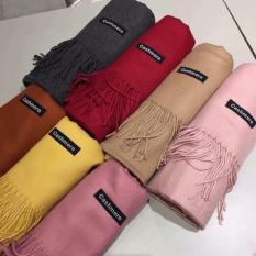 Khăn quàng cổ Cashmere quảng châu cao cấp khăn choàng cashmere chất cực đẹp