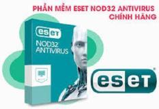 Phần mềm diệt virus Nod32
