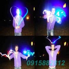 10 cái/lốc Dễ Thương Trẻ LED Sáng Nhấp Nháy Ngón Tay Phát Sáng Dự tiệc