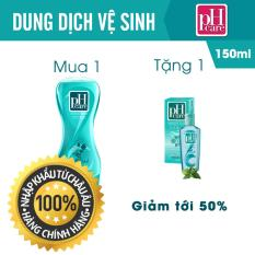 Dung Dịch Vệ Sinh Phụ Nữ PH Care Intimate Wash Cool Wind 150ml TẶNG 1 Chai 50ml [ UIP – DDVS PH 11 ]