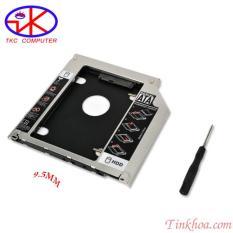 Caddy Bay loại Mỏng Gắn thêm ổ cứng cho laptop