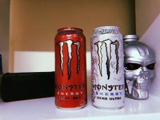 Monster Energy Ultra Combo 473ml (Zero/Red)