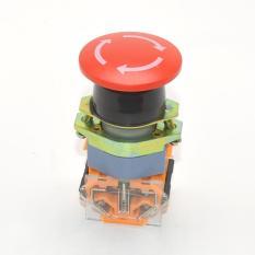 Nút nhấn dừng khẩn cấp phi 22 loại không đèn