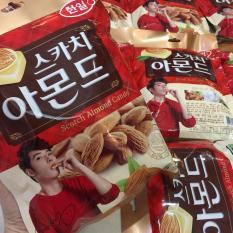 Combo 3 gói Kẹo Sữa Hạnh Nhân Hàn Quốc 238gr