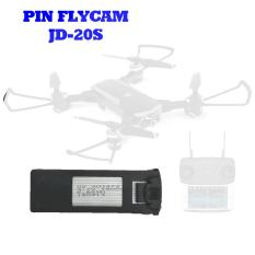 Pin Flycam JD 20S 800mAh, 3,7V, 1S