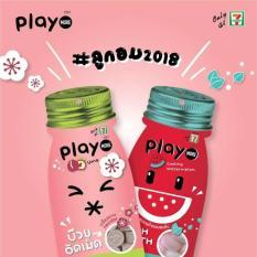 Combo x2 kẹo Play More vị dưa hấu và vị xí muội